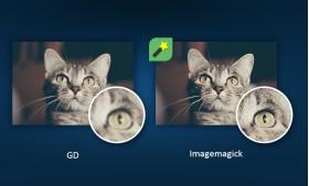 ماژول ImageMagick برای پرستاشاپ با تولیدکننده AJAX عکس با کیفیت بالا