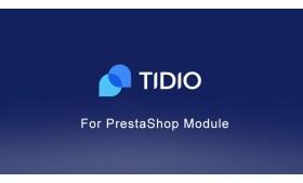 ماژول رایگان چت آنلاین Tidio برای پرستاشاپ