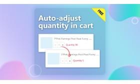 ماژول رایگان تنظیم خودکار تعداد محصول در سبد خرید - پرستاشاپ 1.7