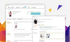 ماژول 4 در 1 نظرات محصول + نظرات مشتری + ریچ اسنیپت + ریکپچا پرستاشاپ