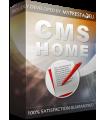 ماژول CMS در صفحه اصلی