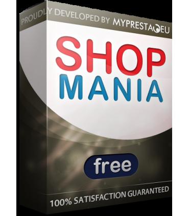 ماژول رایگان ادغام ShopMania