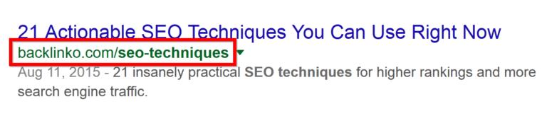 url گوگل